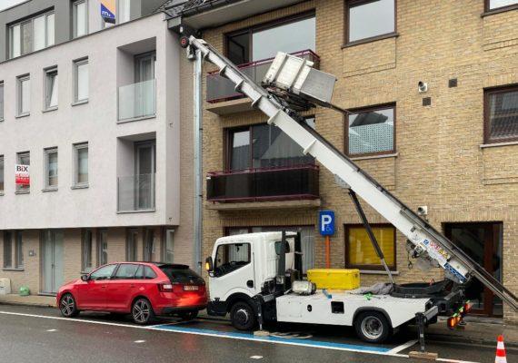 Autorisation de stationnement déménagement Lille