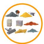 monte-matériaux-charges
